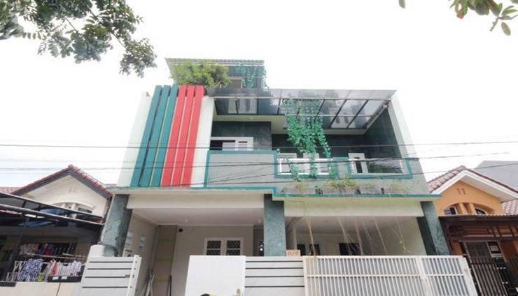 Kamar Keluarga Bandara 3 Tangerang - Exterior