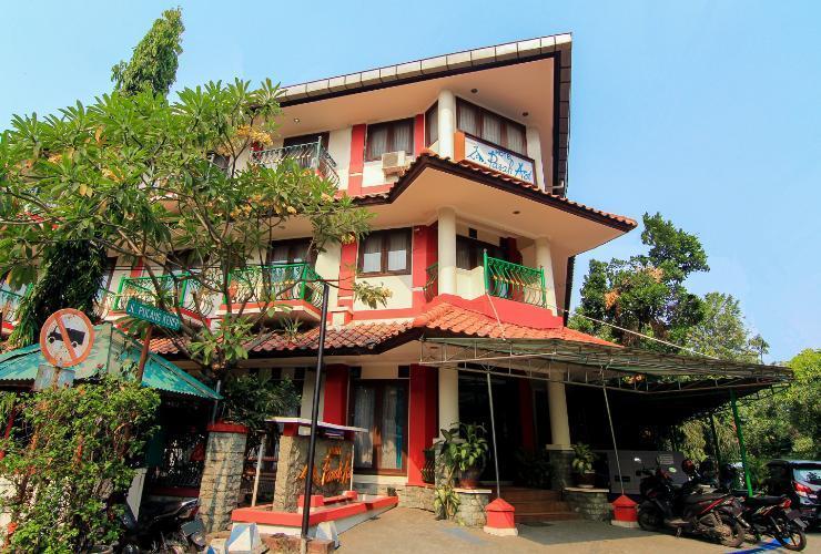 Hotel Pasah Asi by MyHome Hospitality Surabaya - Exterior