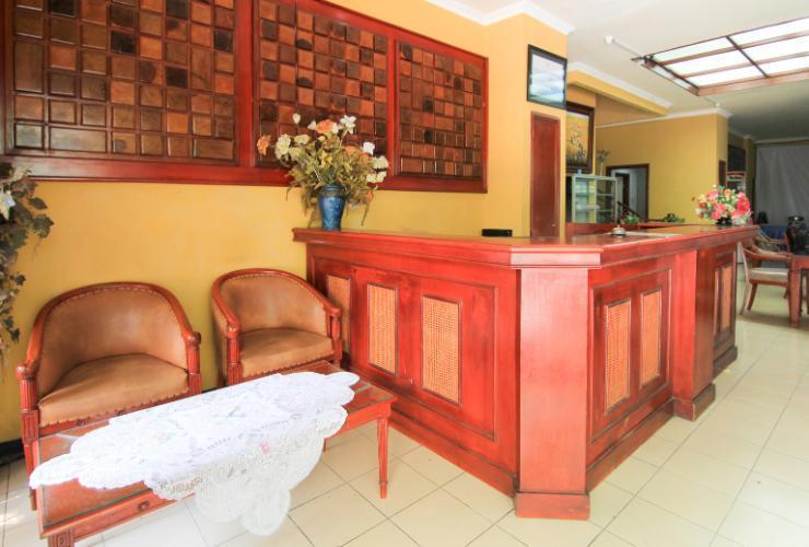 Hotel Pasah Asi by MyHome Hospitality Surabaya - Lobby