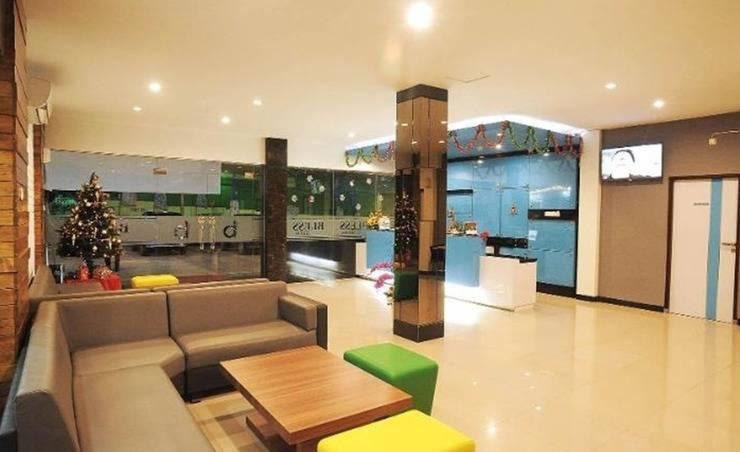 Blessing Hotel Palembang - Interior