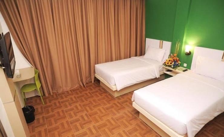 Blessing Hotel Palembang - Kamar tamu