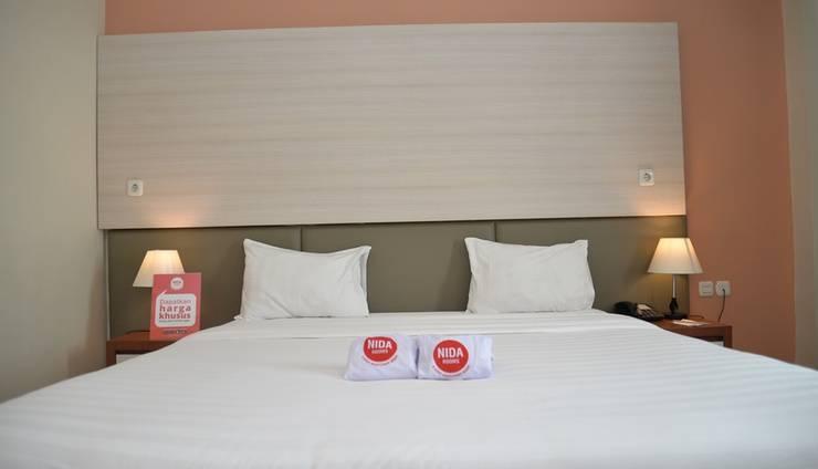 NIDA Rooms Lampung Pulau Morotai Lampung - Room