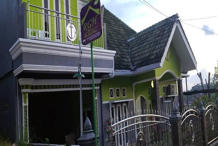 Rina Guest House Balikpapan - Eksterior