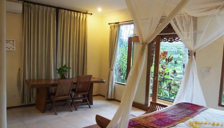 Junjungan Suite Villa Bali - Room.