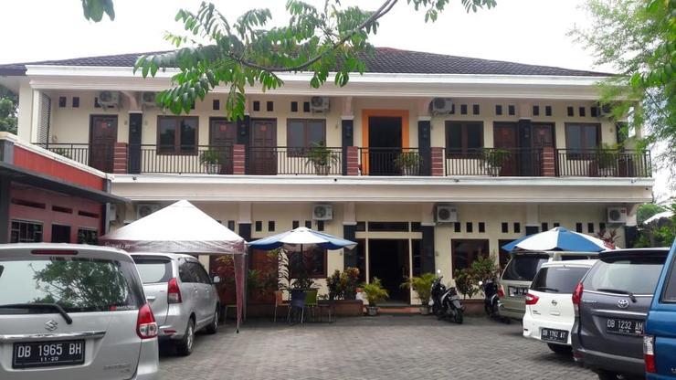 Seven Wells Kost Manado - Exterior