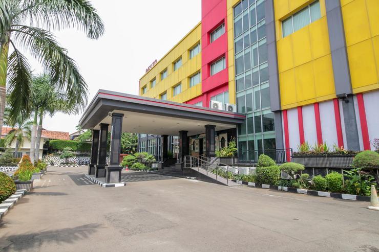 Airy Sentul Raya Jakarta KM 49.5 Bogor - Exterior