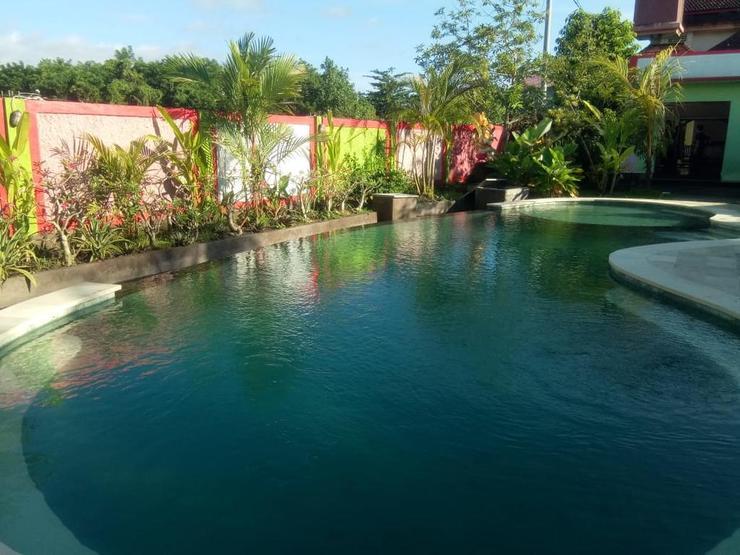 Hotel Segara Mandala Bali - Pool