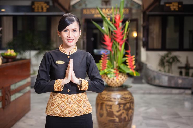Hotel Sahid Montana Dua Malang - lobi
