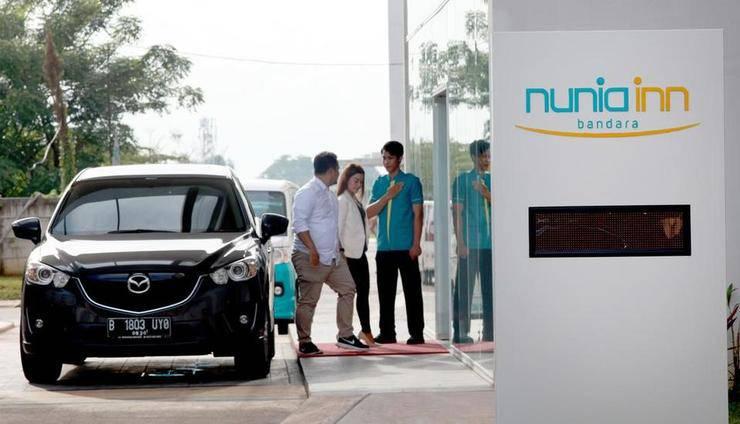 Nunia Inn Bandara Tangerang - Eksterior