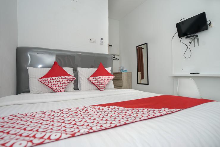 OYO 183 The Pipe House Palembang - Bedroom