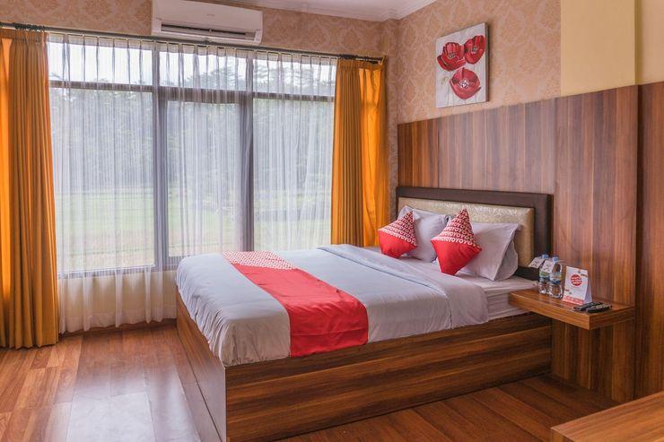 OYO 812 Hotel Tirta Bahari Pangandaran - Bedroom