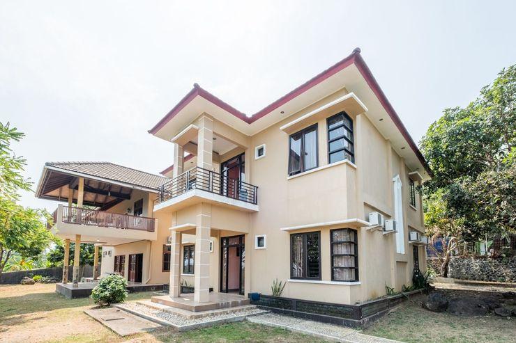 OYO 1255 Homestay Casa Delray Syariah Sukabumi - Facade