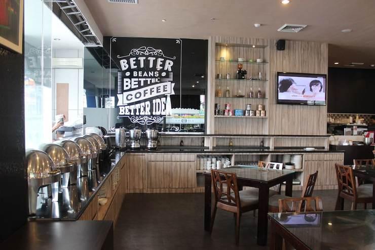Karibia Boutique Hotel Medan - Cafe