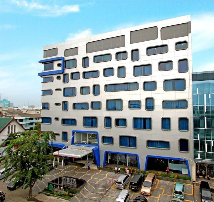Karibia Boutique Hotel Medan - Exterior