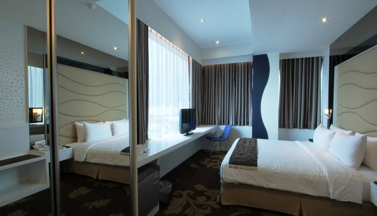 Karibia Boutique Hotel Medan - Kamar Executive
