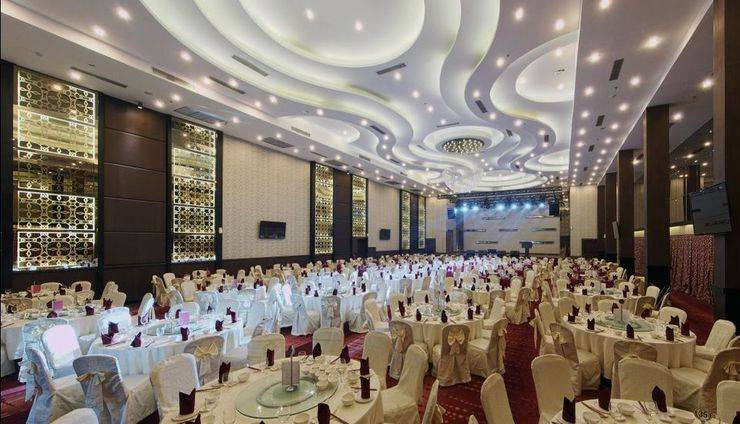 Karibia Boutique Hotel Medan - Grand Ballroom