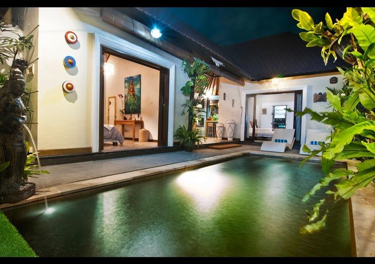 Rumah Udjung Bali - exterior