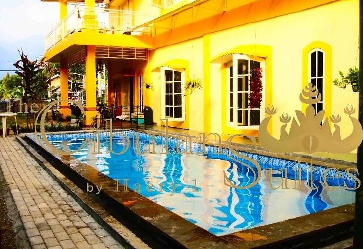 Arimbi Cibulan Suites Puncak - Pool