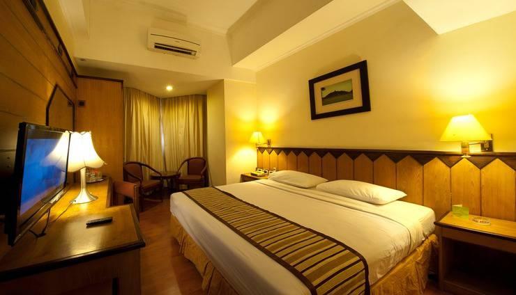 Hotel Asia Solo - Kamar moderat