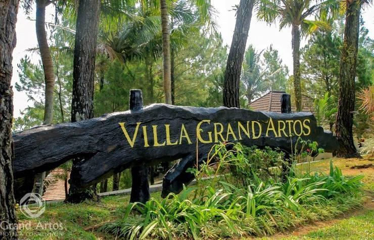 Villa Grand Artos Magelang - Eksterior