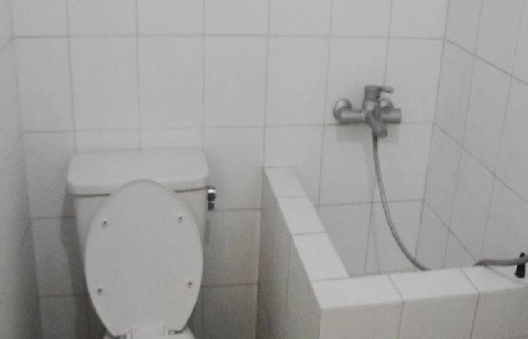 Hotel Merbabu Semarang - Kamar mandi