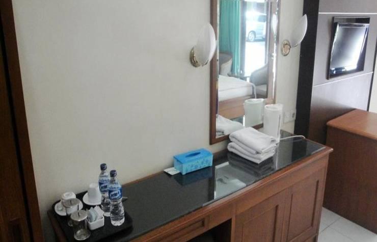 Hotel Merbabu Semarang - Kamar tamu