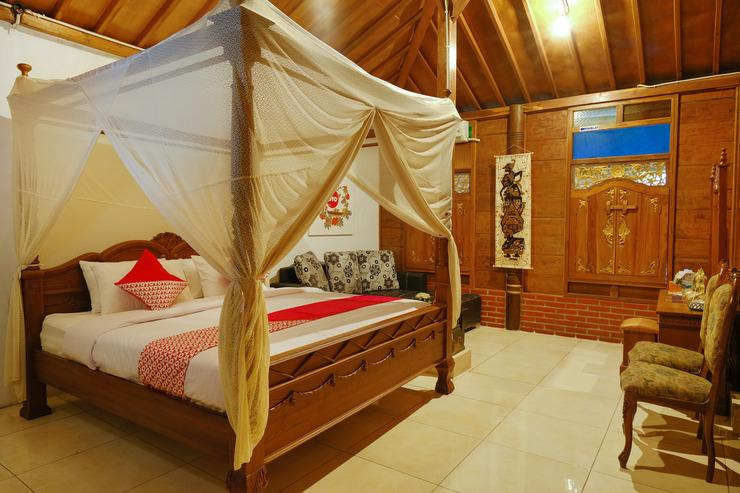 OYO 423 Bege Homestay Yogyakarta - Bed room