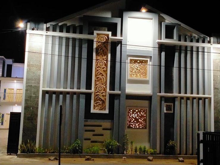 Penginapan Syari'ah Pringombo Homestay 2 Pringsewu - Facade