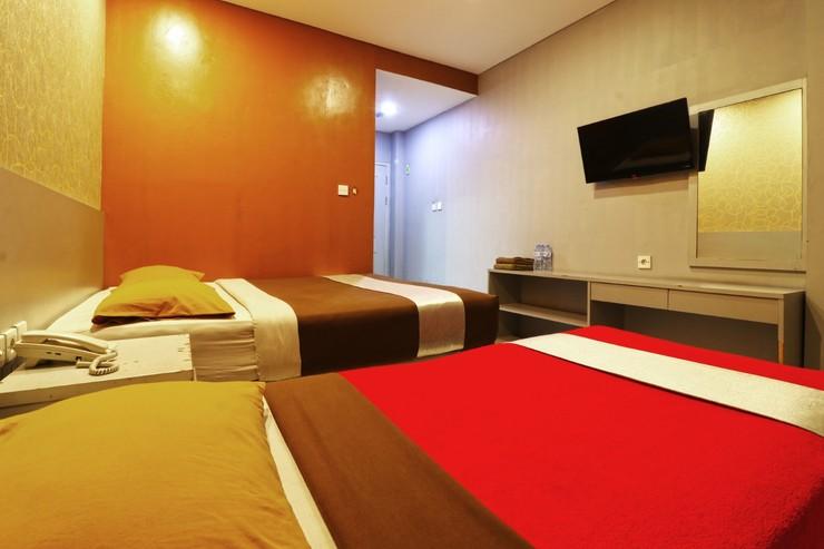 Hotel Eve Bandung - Bedroom