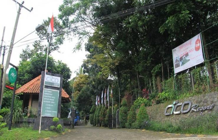 CICO Resort Bogor - Eksterior