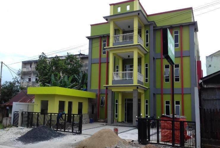 Al Anwari Hotel Banjarmasin - Exterior