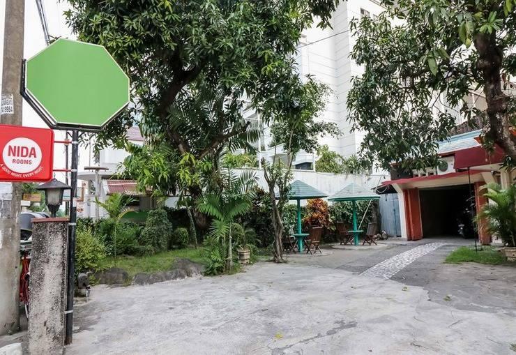 NIDA Rooms Crown Kraton Tugu Station - Pemandangan Area