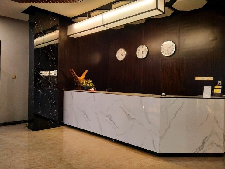Hiltra Toraja Hotel Toraja Utara - Lobby