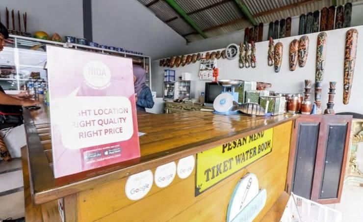 NIDA Rooms Sentalu Heritage Jogja - Rstaurant
