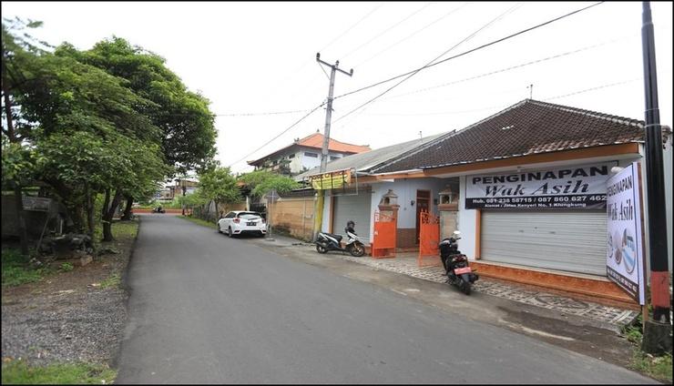 WakAsih Hotel Bali - exterior
