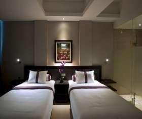 Sun Boutique Hotel Bali - Kamar Deluxe Twin