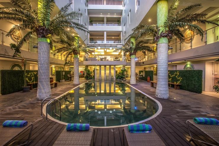 Sun Boutique Hotel Bali - Kolam Renang