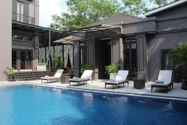 Sofia Boutique Residence Yogyakarta - Pool