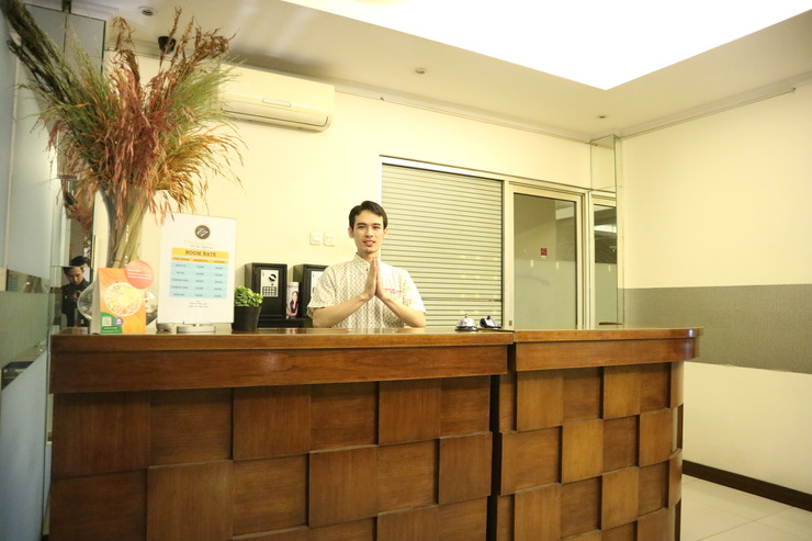 Excellent Seven Boutique Hotel Bandung - Front Office