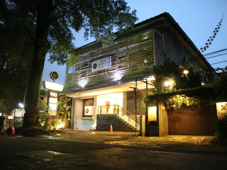 Excellent Seven Boutique Hotel Bandung - Gedung Hotel