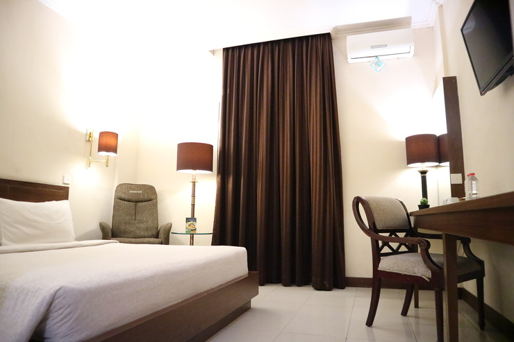 Excellent Seven Boutique Hotel Bandung - Deluxe Double