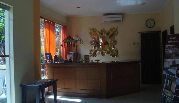De Abian Villa Bali - Interior