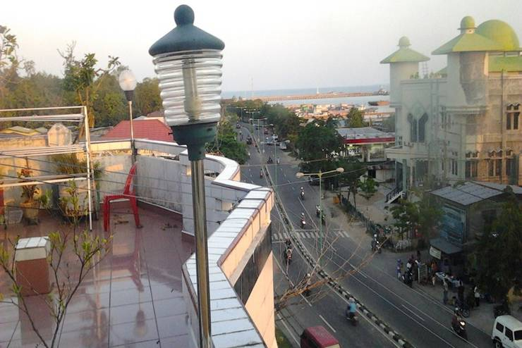 Grand Taufiq Hotel Tarakan - Pemandangan
