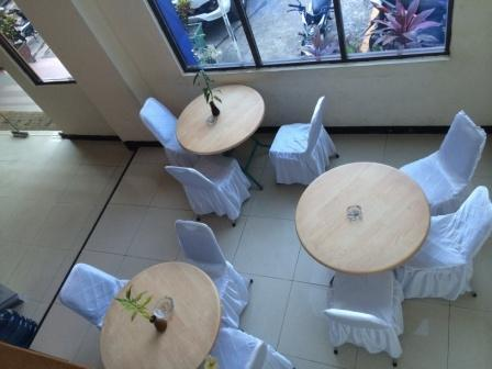 Grand Taufiq Hotel Tarakan - Lounge Hotel  Smoking Area Free WiFi Connection
