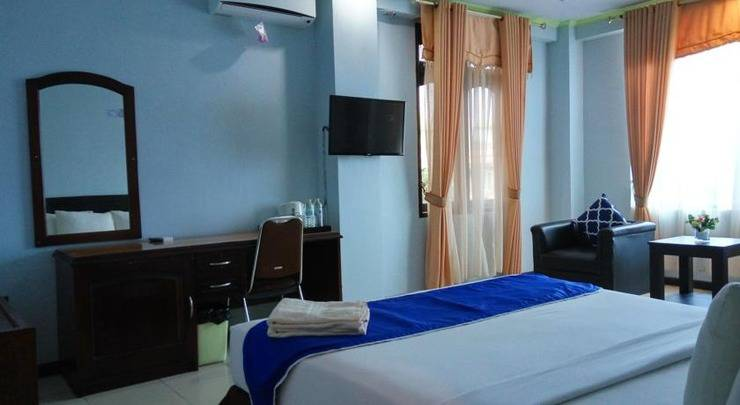 Grand Taufiq Hotel Tarakan - room