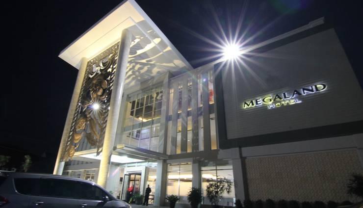 Megaland Hotel Solo - Luar Hotel