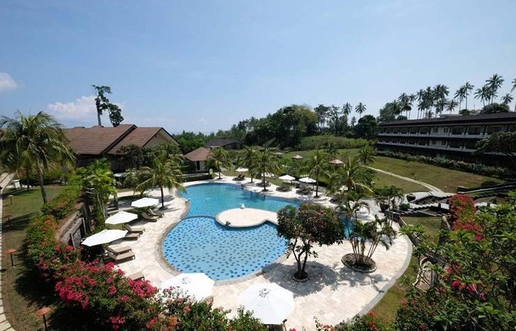 Grand Luley Manado Manado - Eksterior