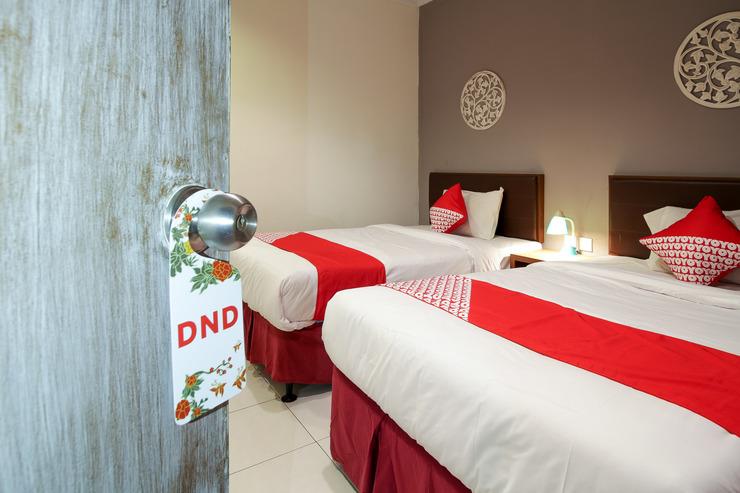 OYO 817 Mesari Beach Inn Bali - Bedroom