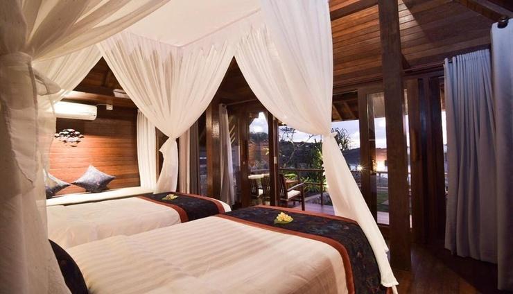 D'bays Dream Beach Club and Villa Bali - Bedroom