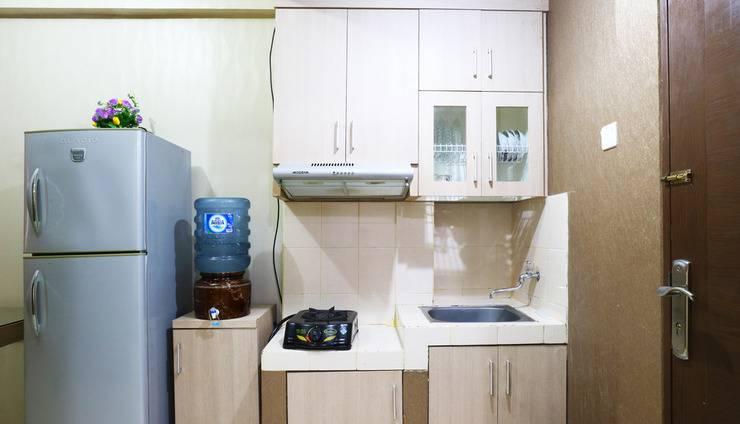 Adaru Property@Sunter Park View Jakarta - Two Bed Room Kitchen